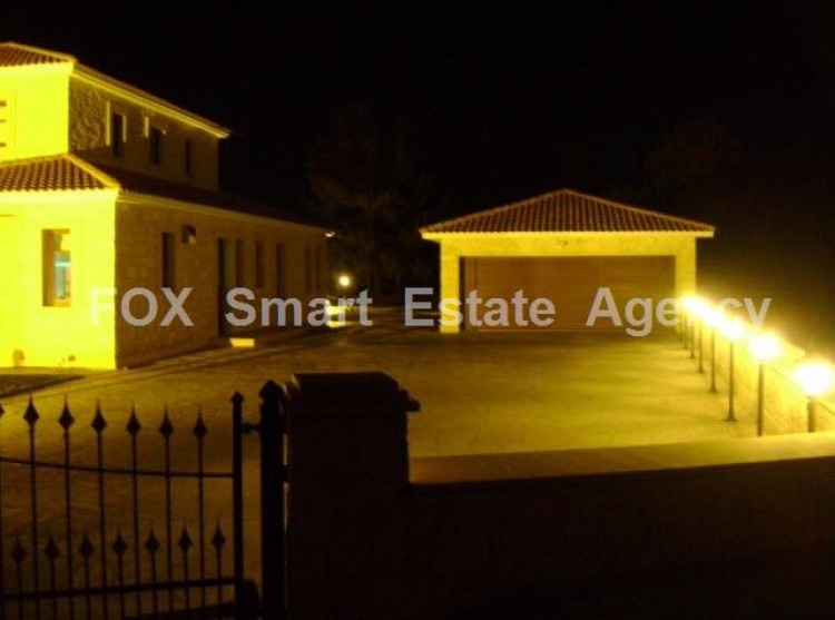 For Sale 5 Bedroom Detached House in Sia, Nicosia 4