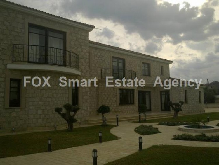For Sale 5 Bedroom Detached House in Sia, Nicosia 7