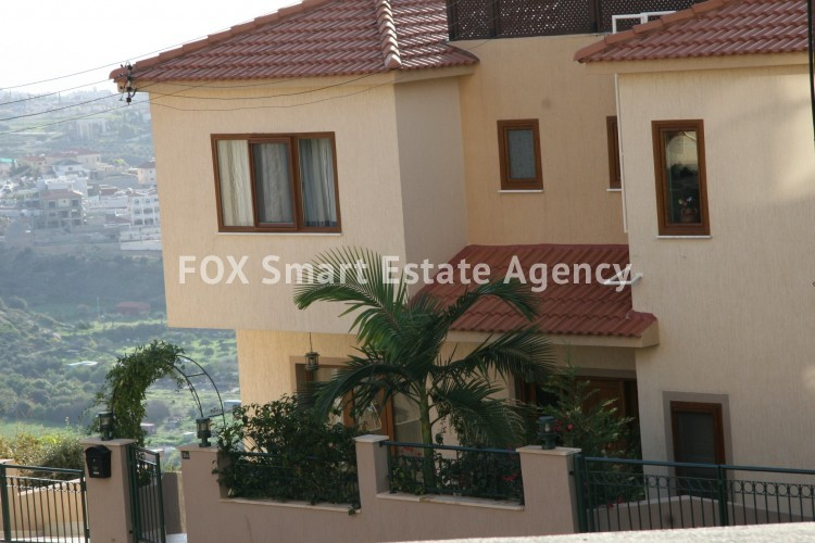For Sale 4 Bedroom Detached House in Potamos germasogeias, Limassol 2