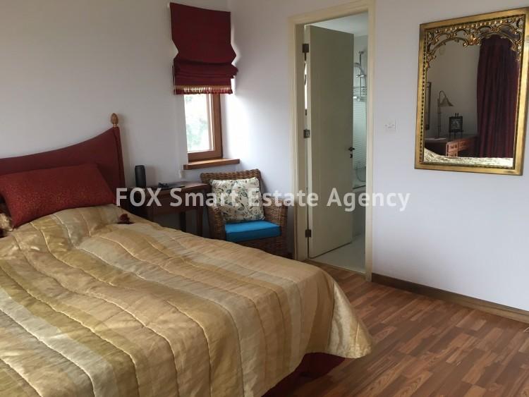 For Sale 4 Bedroom Detached House in Potamos germasogeias, Limassol 8