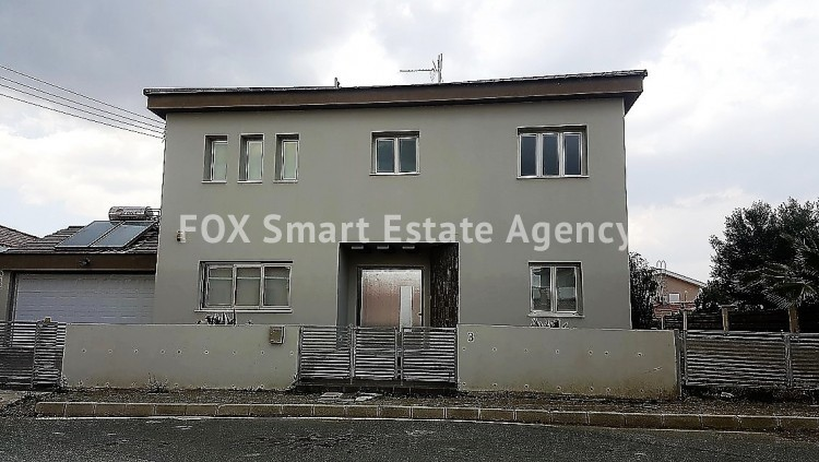 For Sale 4 Bedroom Modern Detached House in Anageia, Nicosia 19