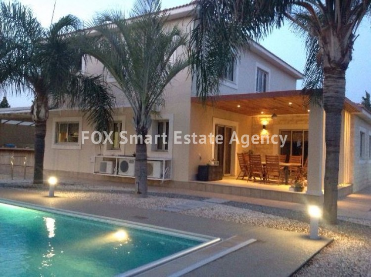 For Sale 5 Bedroom Detached House in Agia filaxi, Agia Fylaxis, Limassol