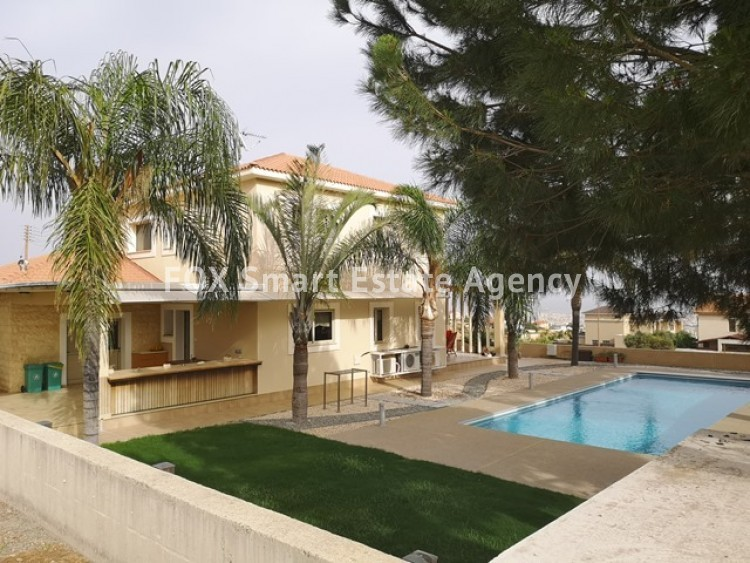For Sale 5 Bedroom Detached House in Agia filaxi, Agia Fylaxis, Limassol 11