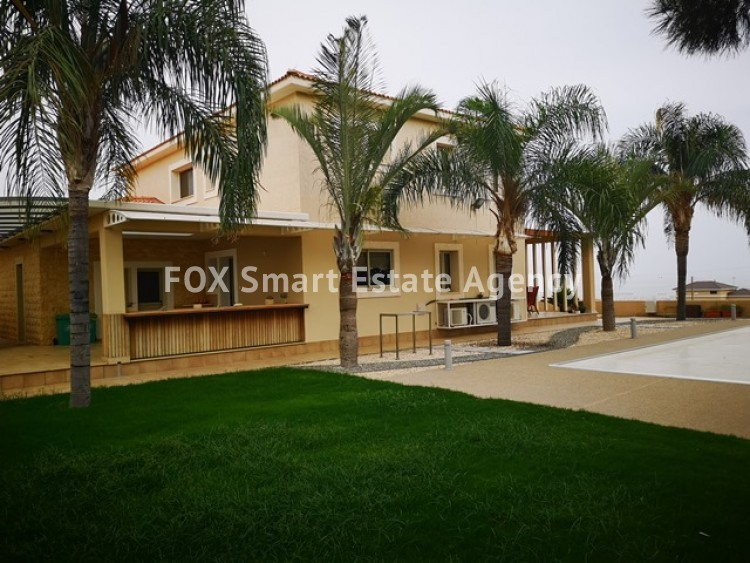 For Sale 5 Bedroom Detached House in Agia filaxi, Agia Fylaxis, Limassol 12