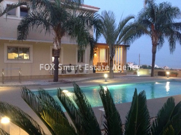 For Sale 5 Bedroom Detached House in Agia filaxi, Agia Fylaxis, Limassol 2