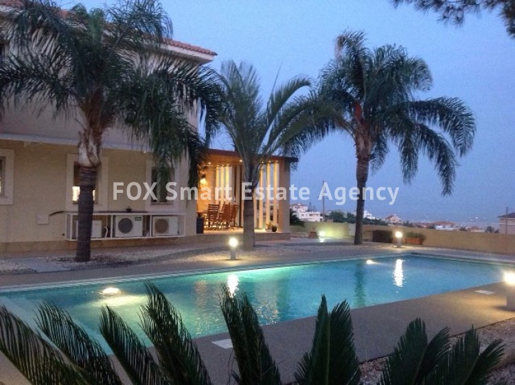 For Sale 5 Bedroom Detached House in Agia filaxi, Agia Fylaxis, Limassol 4