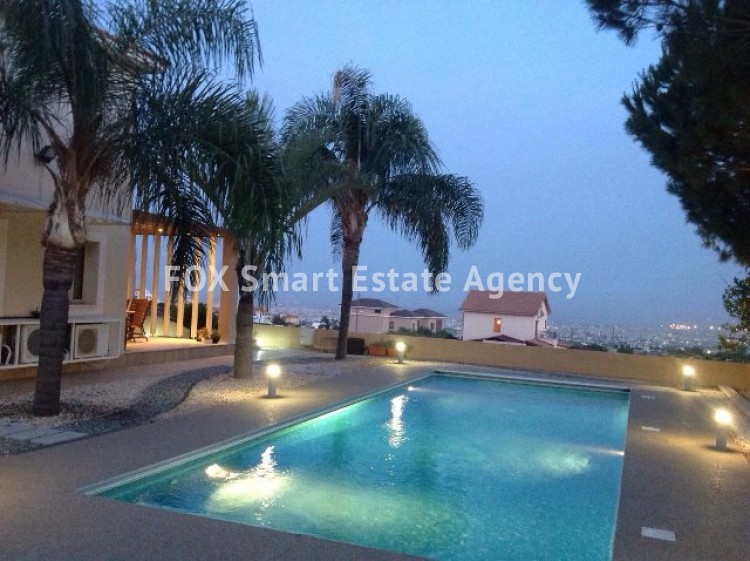 For Sale 5 Bedroom Detached House in Agia filaxi, Agia Fylaxis, Limassol 5