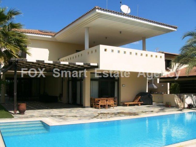 For Sale 5 Bedroom Detached House in Strovolos, Nicosia