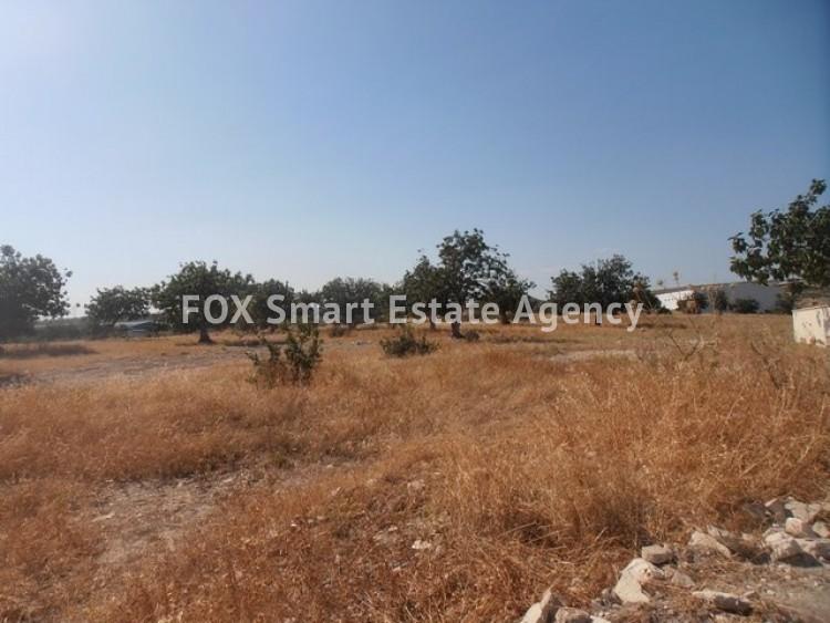 Land in Agios sillas, Limassol 2