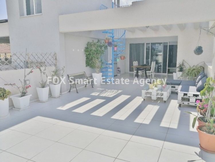 MODERN STYLISH 3 BEDROOM PENTHOUSE WITH ROOFGARDEN AT THE LUXURY AREA OF PERNERA 2