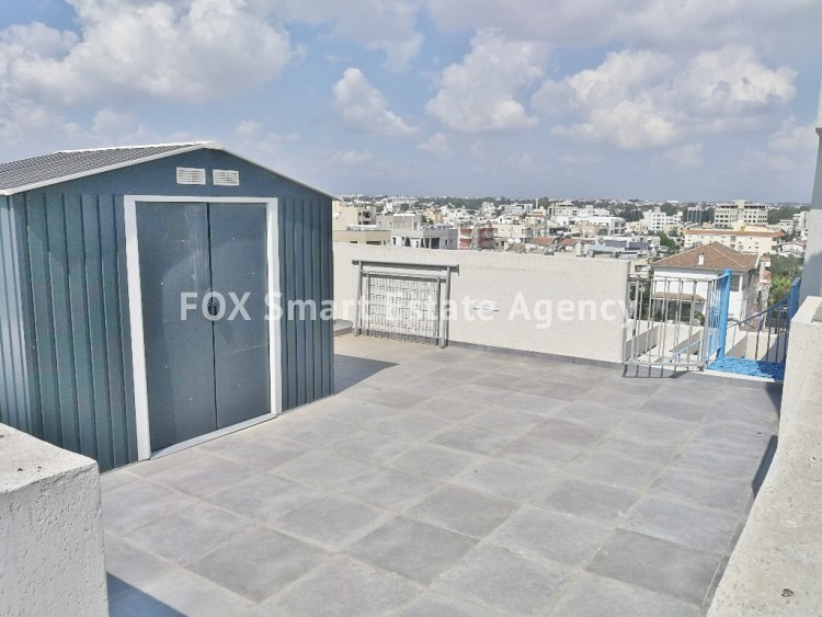 MODERN STYLISH 3 BEDROOM PENTHOUSE WITH ROOFGARDEN AT THE LUXURY AREA OF PERNERA 4