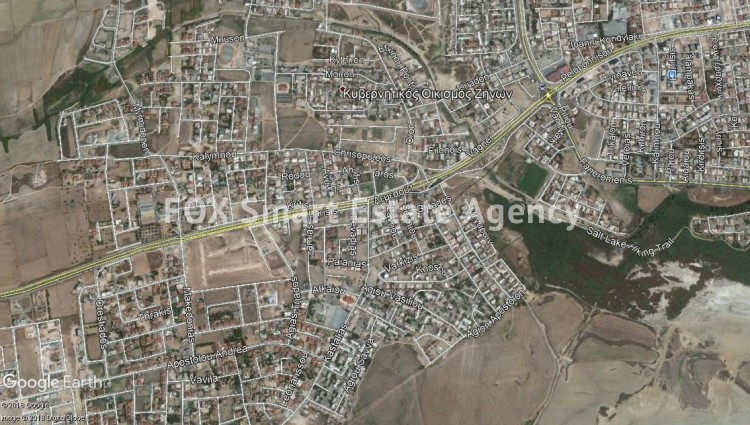 Plot in Krasas area, Larnaca
