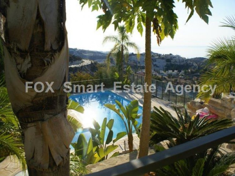 For Sale 5 Bedroom Detached House in Agios tychon, Limassol 12