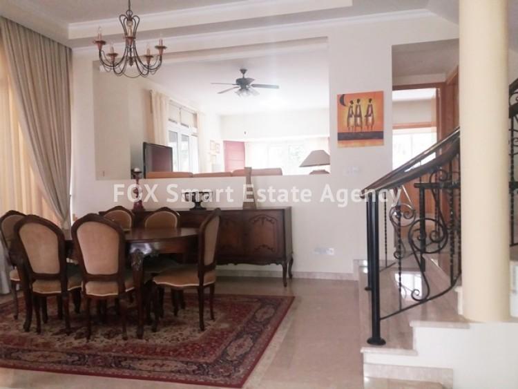 For Sale 4 Bedroom Semi-detached House in Lakatameia, Nicosia 5