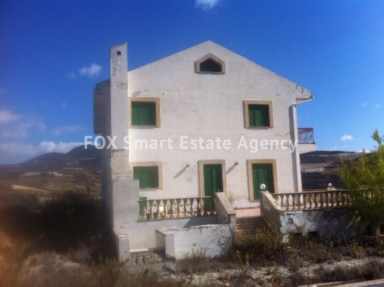 For Sale 4 Bedroom  House in Omodos, Limassol 4