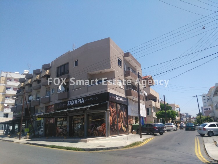 Mixed use Building in Agia zoni, Limassol