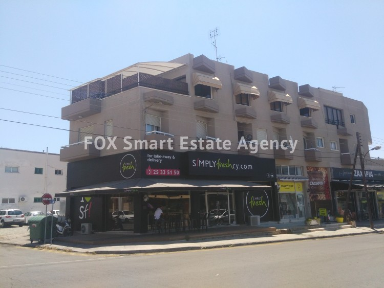 Mixed use Building in Agia zoni, Limassol 2