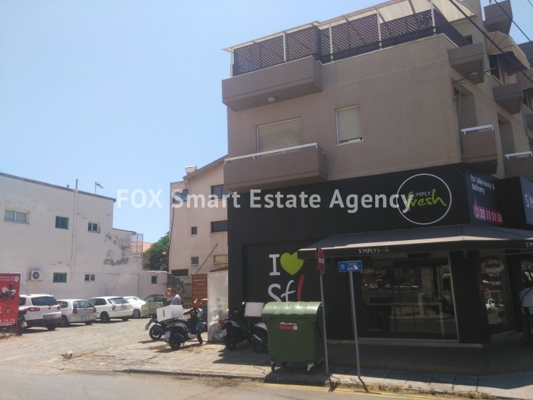 Mixed use Building in Agia zoni, Limassol 3