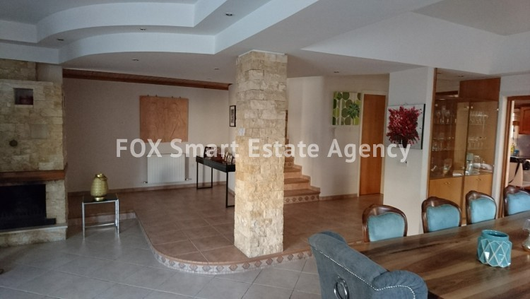 For Sale Two-level 4 Bedroom House in Archangelos, Nicosia