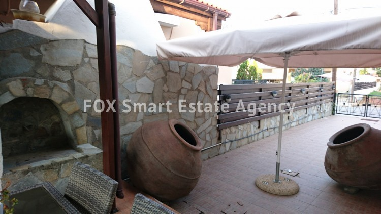 For Sale Two-level 4 Bedroom House in Archangelos, Nicosia 15