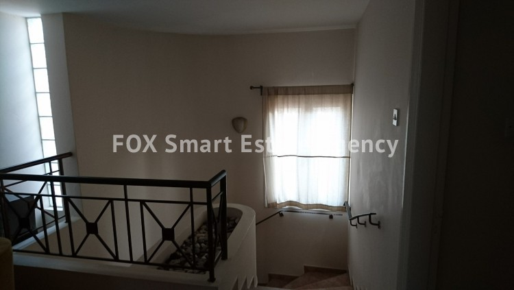 For Sale Two-level 4 Bedroom House in Archangelos, Nicosia 23