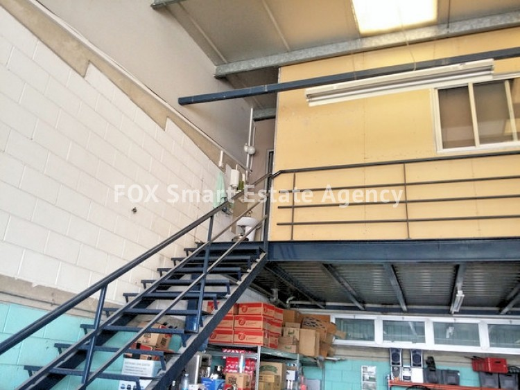 Industrial Warehouse / Factory  150sq.m. in Aglantzia, Nicosia 3