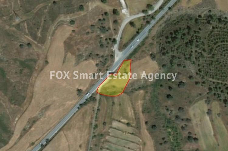 For Sale Agricultural Land 2,676sq.m in Kato Koutrafas, Nicosia
