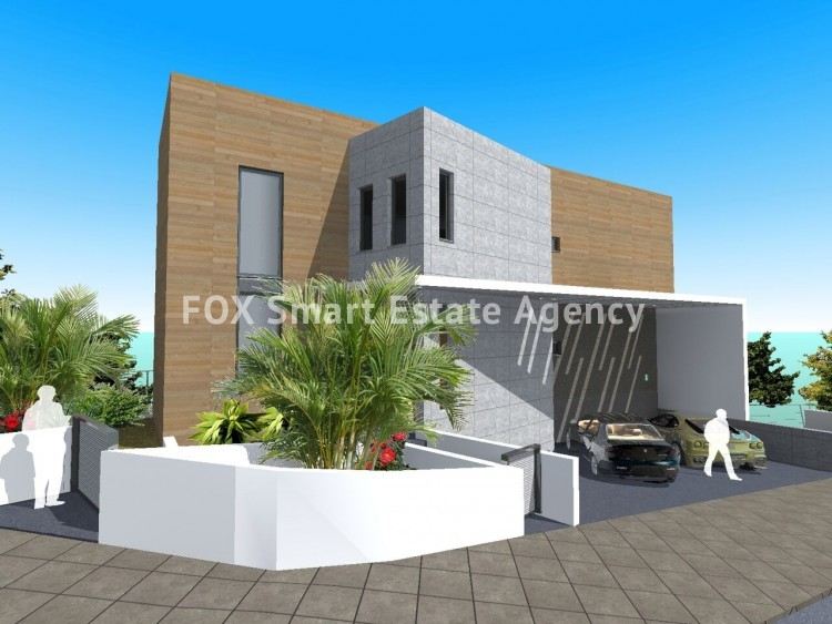 For Sale 4 Bedroom Detached House in Agios tychon, Limassol 5