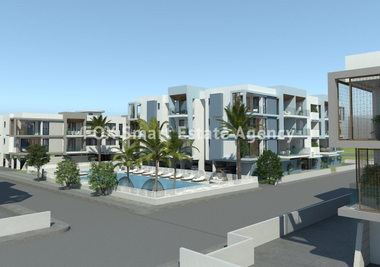 For Sale 3 Bedroom Apartments in Paralimni, Famagusta 2