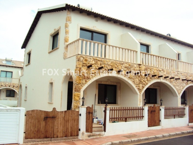 For Sale 2 Bedroom Town Houses in Avgorou, Famagusta