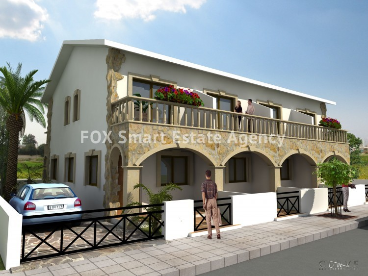 For Sale 2 Bedroom Town Houses in Avgorou, Famagusta 10