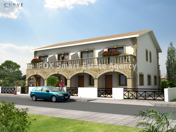 For Sale 2 Bedroom Town Houses in Avgorou, Famagusta 8
