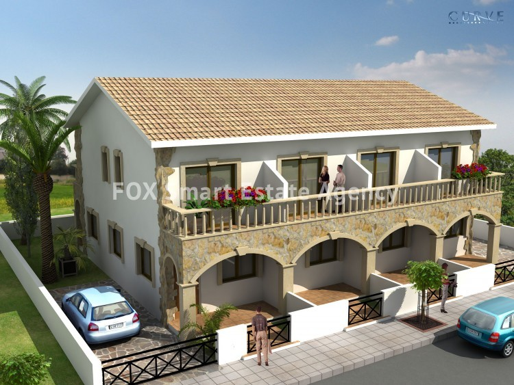 For Sale 2 Bedroom Town Houses in Avgorou, Famagusta 9