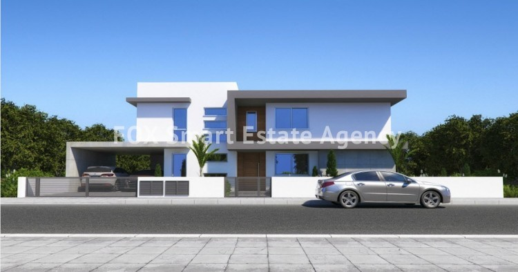 For Sale 5 Bedroom House in Archangelos, Archangelos Michail, Nicosia 6