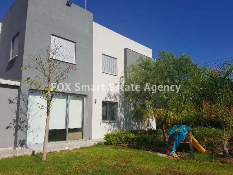 For Sale 4 Bedroom Detached House in Agios sillas, Limassol
