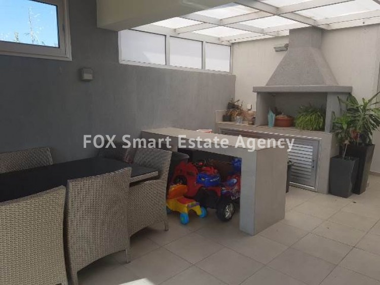 For Sale 4 Bedroom Detached House in Agios sillas, Limassol 8