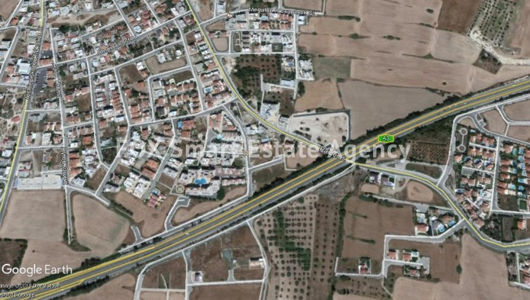 Plot of ± 670m² for Sale in Oroklini, Larnaca. Just 1km from the beach.