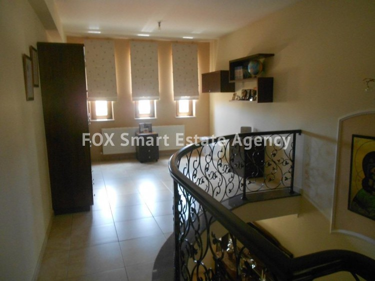 For sale Luxury four bed detached house in Agios Fanourios 13