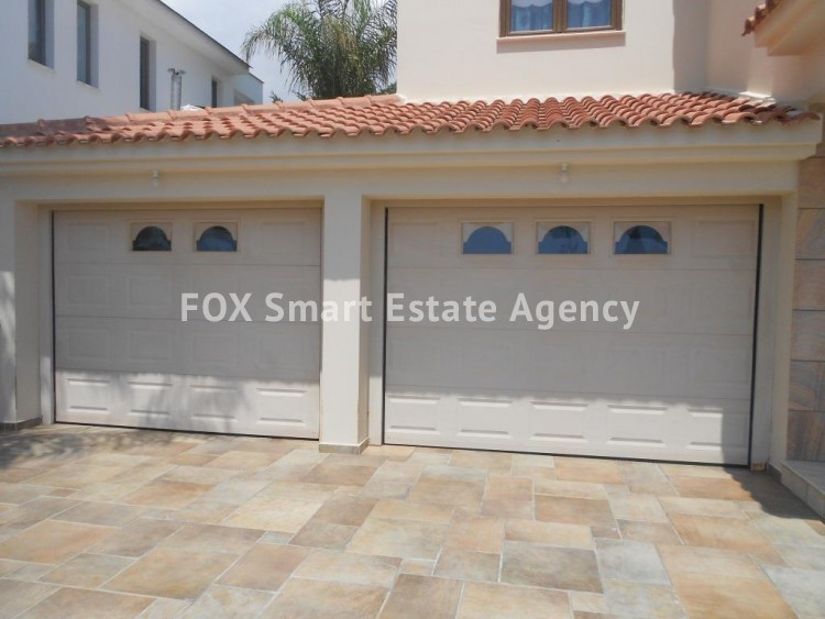 For sale Luxury four bed detached house in Agios Fanourios 20