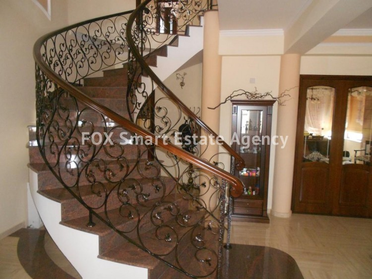 For sale Luxury four bed detached house in Agios Fanourios 3