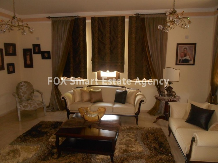 For sale Luxury four bed detached house in Agios Fanourios 4