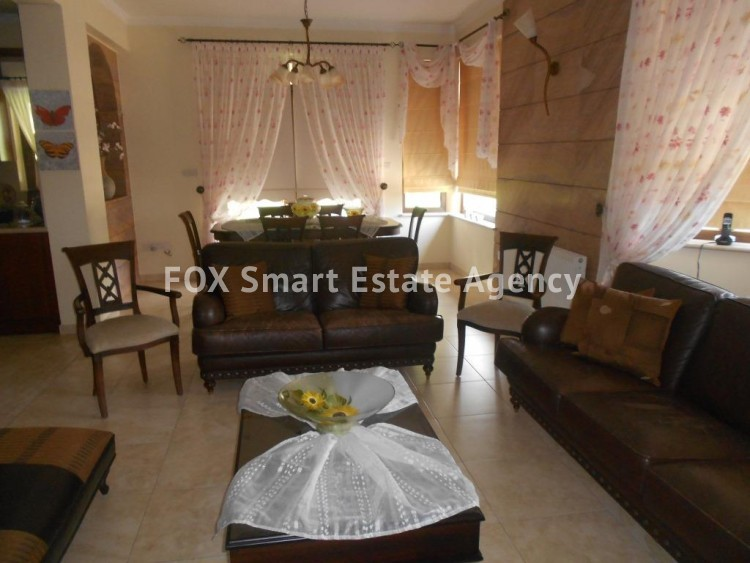 For sale Luxury four bed detached house in Agios Fanourios 5