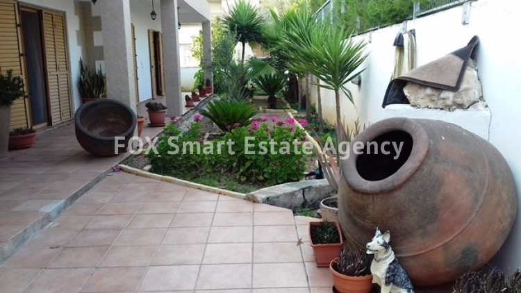 For Sale 4 Bedroom Detached House in Strovolos, Nicosia