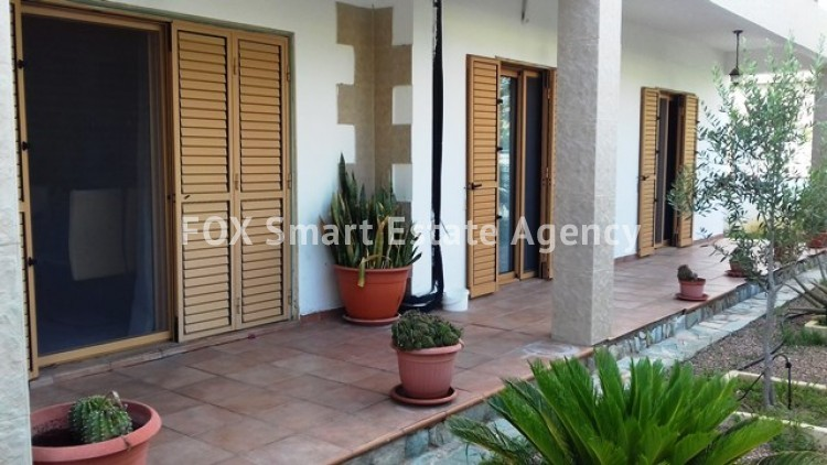 For Sale 4 Bedroom Detached House in Strovolos, Nicosia 2