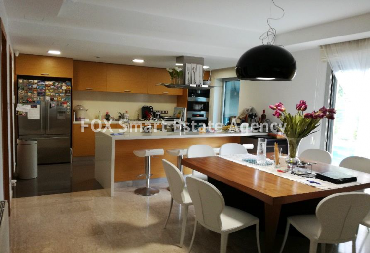 For Sale 5 Bedroom Detached House in Panthea, Limassol 7