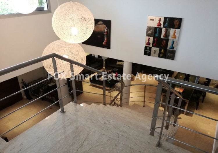 For Sale 5 Bedroom Detached House in Panthea, Limassol 8