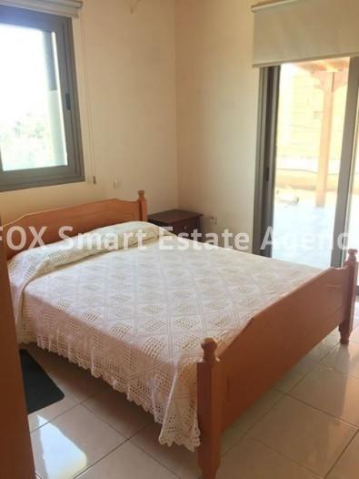 To Rent 4 Bedroom Bungalow (Single Level) House in Pervolia , Perivolia Larnakas, Larnaca 10
