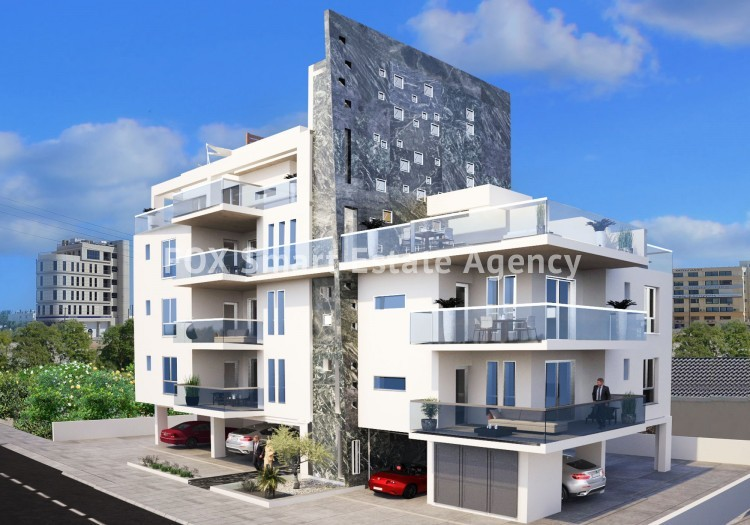 For Sale New apartments in prime location of Larnaca