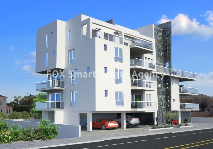 For Sale New apartments in prime location of Larnaca 2