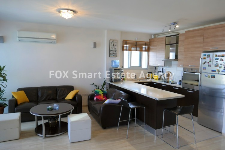 For sale 2 bedroom modern apartment in Nicosia
